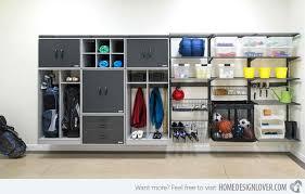 Garage Interior Ideas 15 Ideas To Organize Your Garage Home Design Lover
