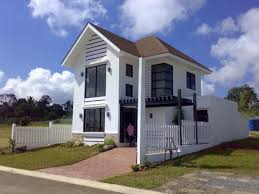 2 storey house white paint for 2 storey house 4 home ideas