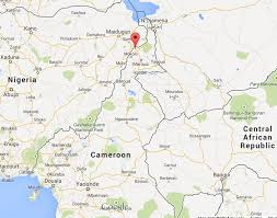 Map Of Cameroon Boko Haram Grabs Wife Of Cameroon Deputy Pm Arsenal For Democracy