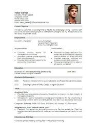 A Great Resume Template How To Write A Great Resume Resume Templates