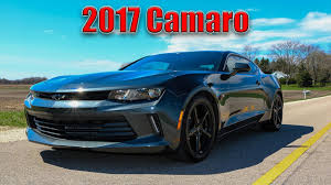 chevy camaro v6 0 60 2017 chevy camaro lt 0 60 mph exhaust test drive by