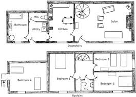 floor plans with spiral staircase house plans with circular staircase circular staircase plans