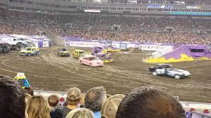 monster truck jam tampa monster jam tampa 2014 part5 youtube