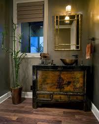 bambus badezimmer natürliche materialien im badezimmer zimmerpflanze bambus im
