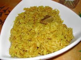 recette riz cuisiné riz au curry citronné la cuisine facile de mymy