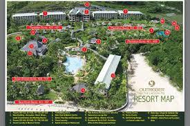 fiji resort map outrigger on the lagoon fiji resort map fiji