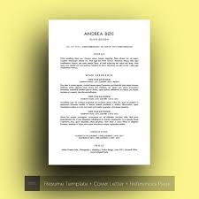 good resume templates word template word resume resume template