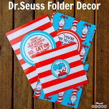 Blissful Roots 1 Dr Seuss Folder Decor