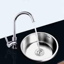 round stainless steel kitchen sink best undermount stainless steel kitchen sink