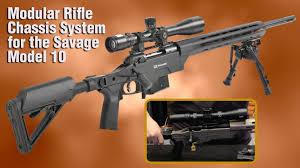 apo u0027s folding rifle stock upgrades savage model 10 youtube