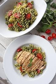 classic pasta salad classic pesto pasta salad with grilled chicken u2014 broke and cooking