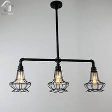 Industrial Pendant Lights For Kitchen by Ceiling Lighting Industrial Pulley Light Bar Light Island