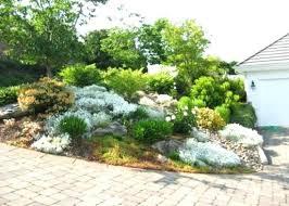 Rocks Garden Rock Yard Landscaping Ideas Great Front Yard Landscaping Ideas