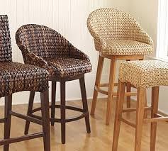 best 25 seagrass bar stools ideas on pinterest island chairs