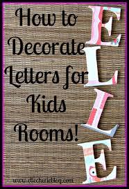 best 25 decorate letters ideas on pinterest diy decorate
