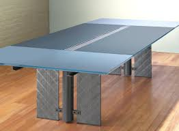 Glass Top Conference Table Glass Conference Table Glass Top Conference Table Holoapp Co