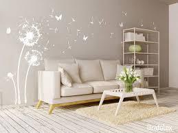 wandtatoos schlafzimmer die besten 25 wandtattoo pusteblume ideen auf