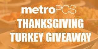turkey giveaway at metro pcs nov 17 2017 metropcs 5771