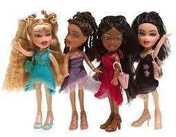 lil bratz doll lil bratz gift 4 dolls dolls tiny