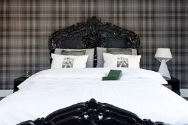 traditional wallpaper rolls bedroom transitional with check wall
