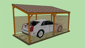 how to build a 2 car garage how to build a lean carport adding space the bungalow bright diy