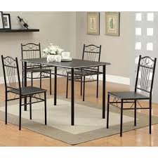home design 85 exciting metal dining room tables home design nice cheap dining set 5 metal dining table and chairs sets metal intended