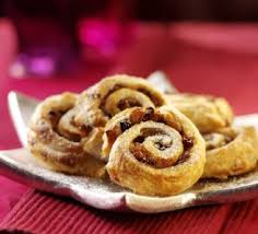 mincemeat pinwheels bbc good food