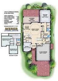 florence home plan weber design group