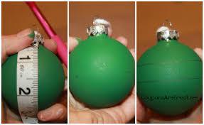 diy santa ornaments to make for
