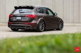 Audi Q5 2015 - audi q5 importfest vossen cvt wheels vossen wheels 2015