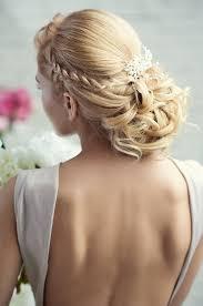 Hochsteckfrisuren Hochzeit Locker by Flechtfrisuren Zur Hochzeit 35 Ideen Für Verschiedene Haarlängen