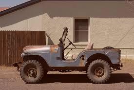 old jeep rust u2014 bossfight