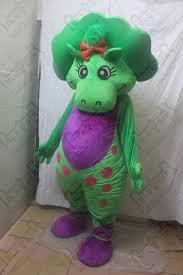 Baby Bop Halloween Costume Character Baby Bop Costumes Barney Mascot Costume Bj Barney