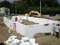Icf Cabin Simple Foam Concrete Walls Perfect 9 Arxx Icf Insulated Concrete