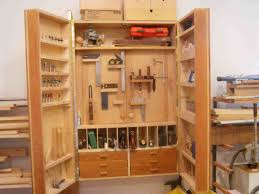 diy wood tool cabinet the images collection of upright cabinets best diy workshop tools
