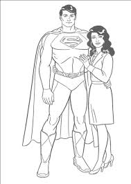 superman jane coloring pages superman coloring