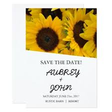 Sunflower Wedding Invitations 862 Best Sunflower Wedding Invitations Images On Pinterest