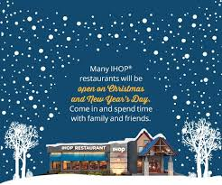 is ihop open on thanksgiving day 2017