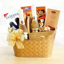 Champagne Gift Basket Send A Sparkling Delight Wine Gift Basket California Delicious