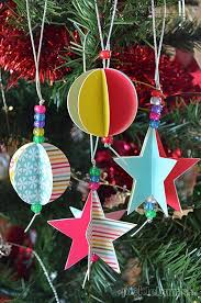 Easy Christmas Decorating Ideas Home 50 Homemade Christmas Ornaments Diy Handmade Holiday Tree