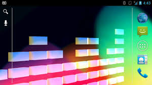 3d equalizer live wallpaper u2013 android apps on google play