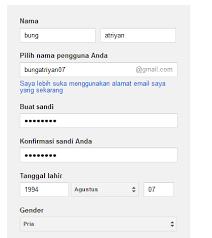 membuat email baru lewat gmail cara membuat email baru di gmail gratis daftar email google