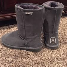 bearpaw s boots sale 47 bearpaw shoes grey bearpaw boots from bry s closet on