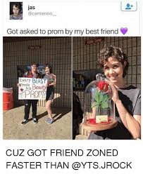 Prom Meme - jas ue ocentenoo got asked to prom by my best friend every beast