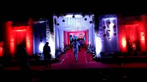 wedding entry gate lighting decoration wedding planners pune part