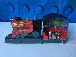 harry potter platform 9 3 4 hogwarts express train playset polly