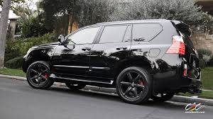 lexus custom wheels lexus gx460