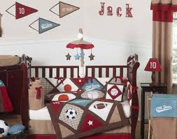 table amusing red anchor crib bedding gripping red and gray