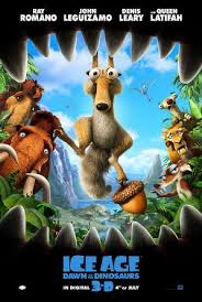 ice age dawn dinosaurs