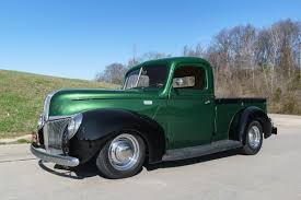 Classic Ford Truck 1940 - 1940 ford pickup fast lane classic cars